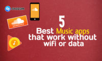 5 Best music apps that work without wifi or data on Android